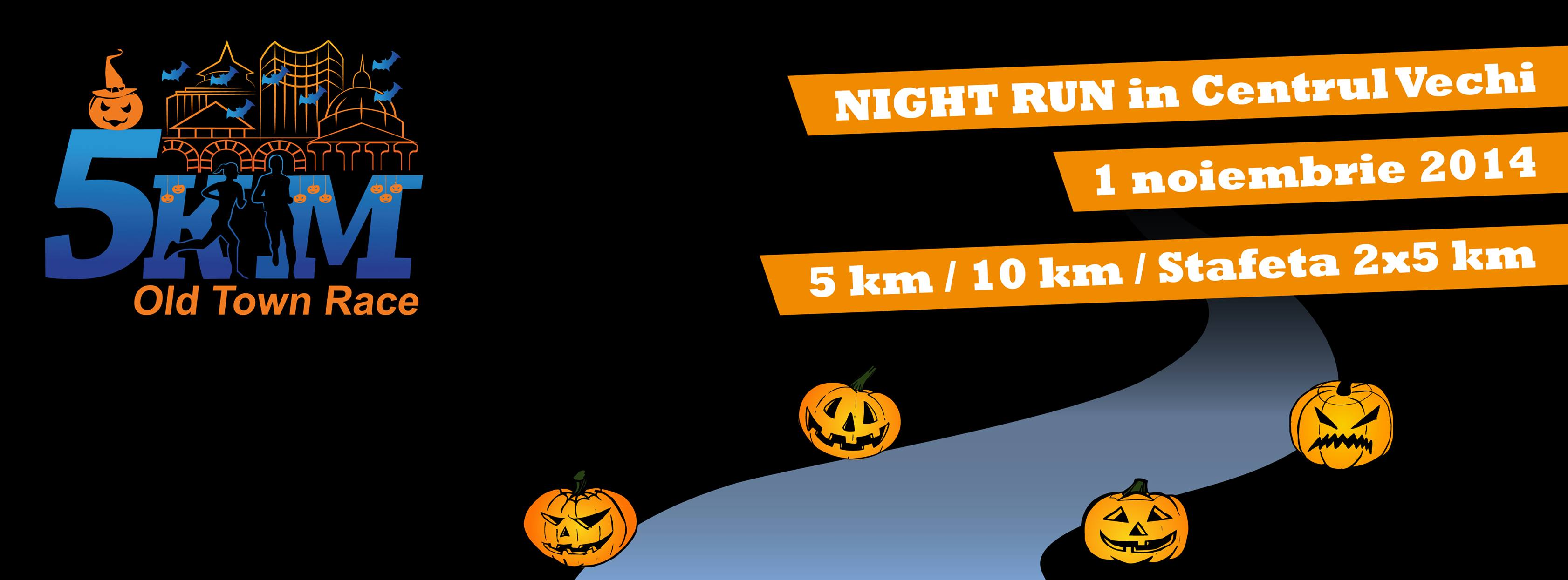 Halloween Old Town Race 2014