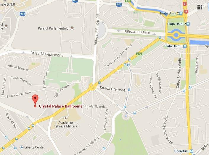 Harta Salonul Bicicletei