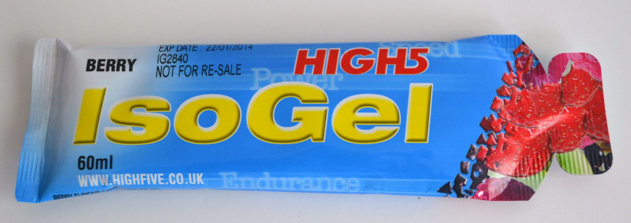 High 5 Iso Gel