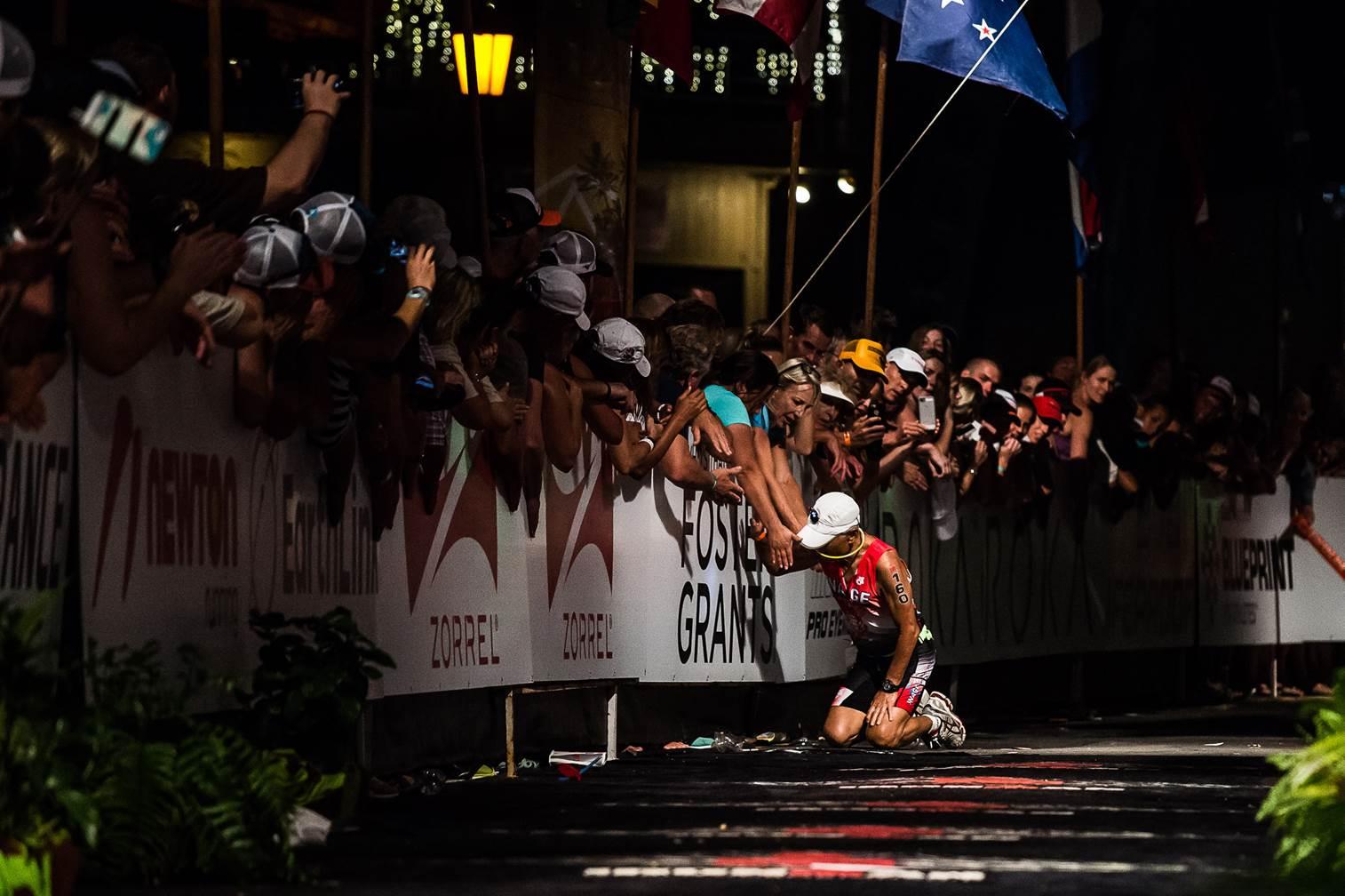 Hiromu Inada - Ironman Kona 2015