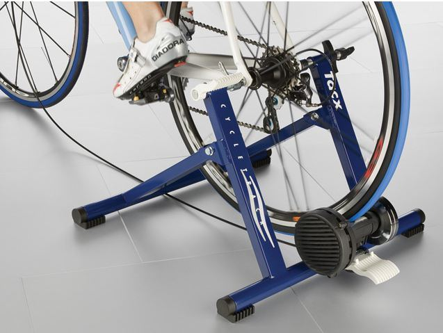 Home trainer Tacx Speedmatic BikeXpert