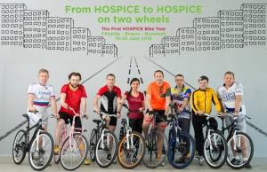 Hospice Bike Tour
