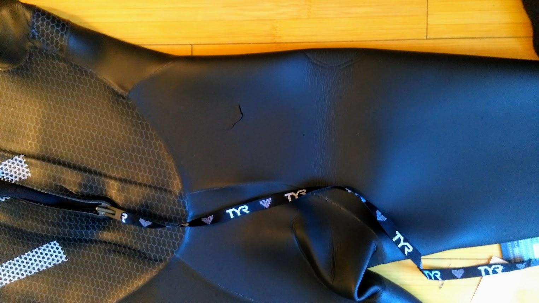 Costum neopren Tyr Huricane 2 - rupt