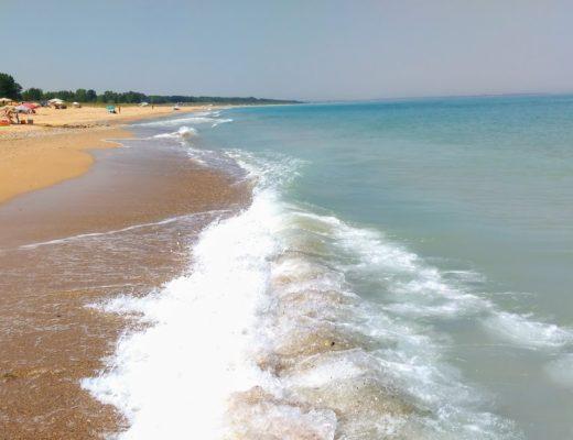 Inot în ape deschise - Marea Neagra, Bulgaria