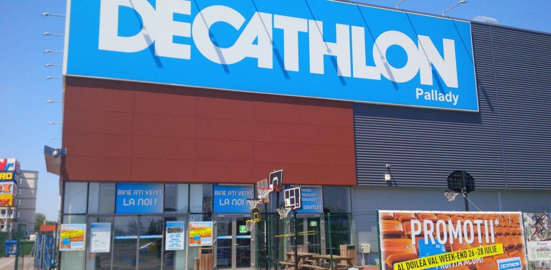 Decathlon Pallady - magazin