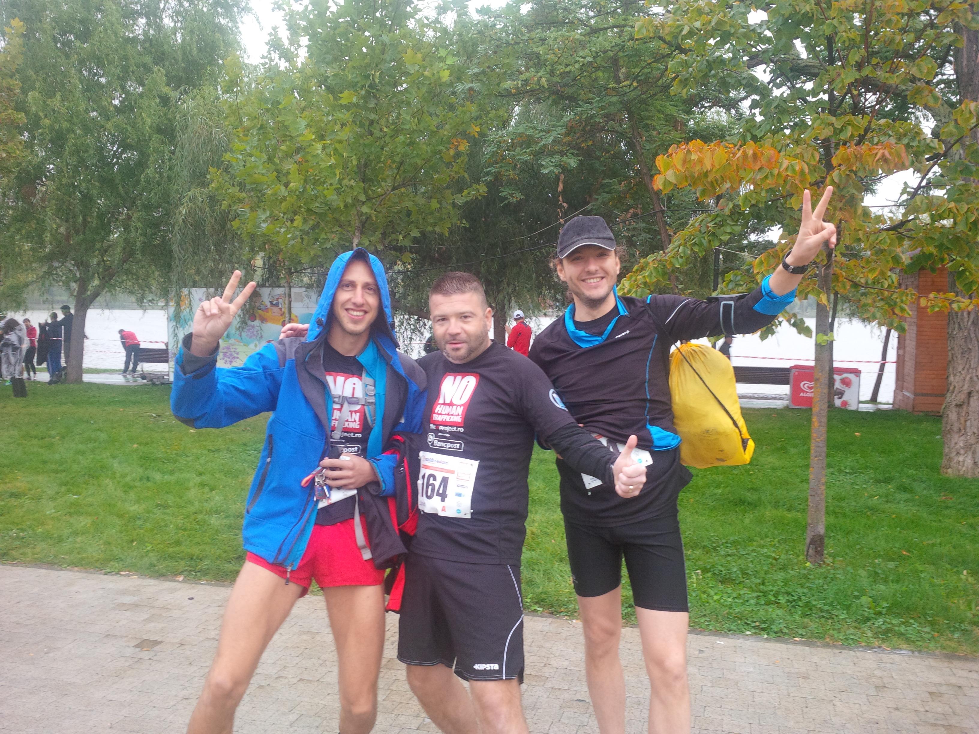 Run4Freedom - echipa Biciclistul.ro