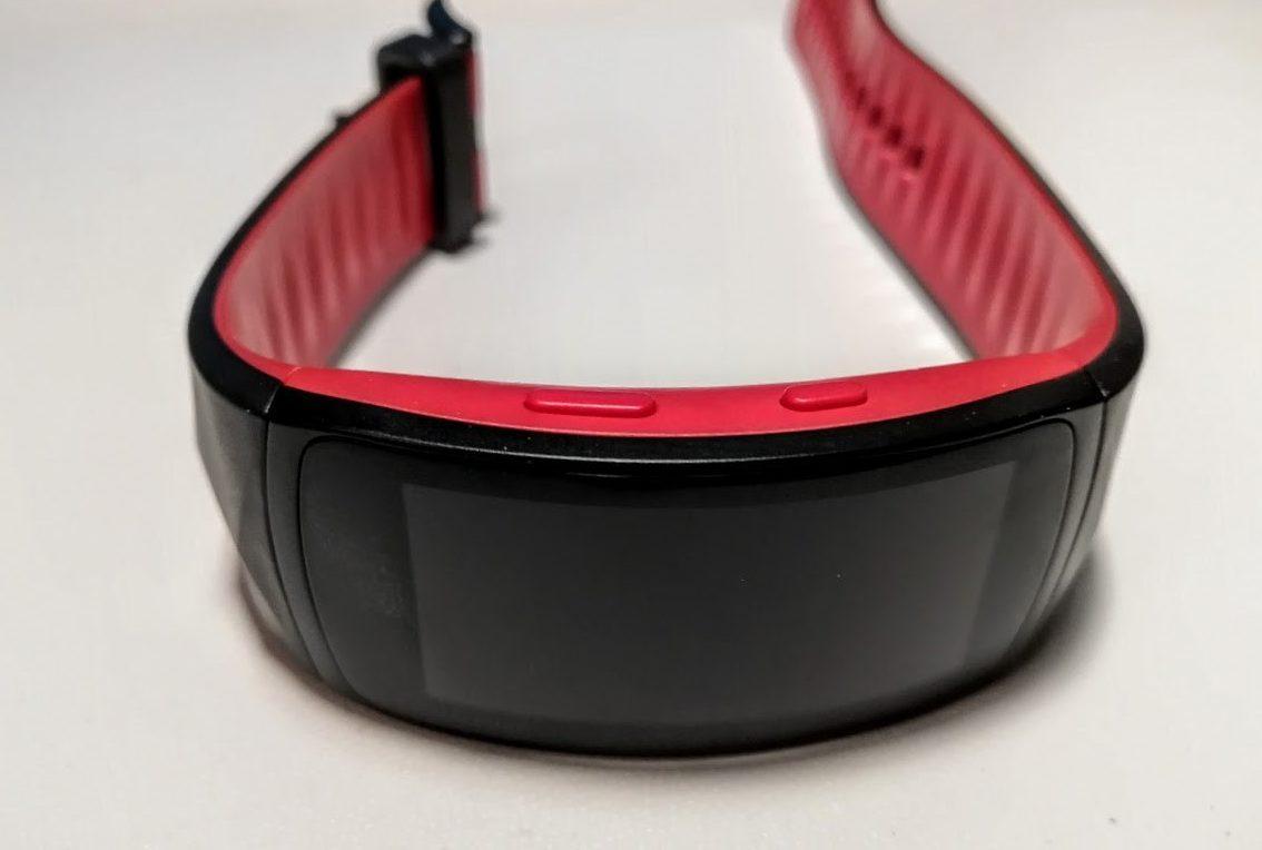 Samsung Gear Fit2 Pro - review Biciclistul