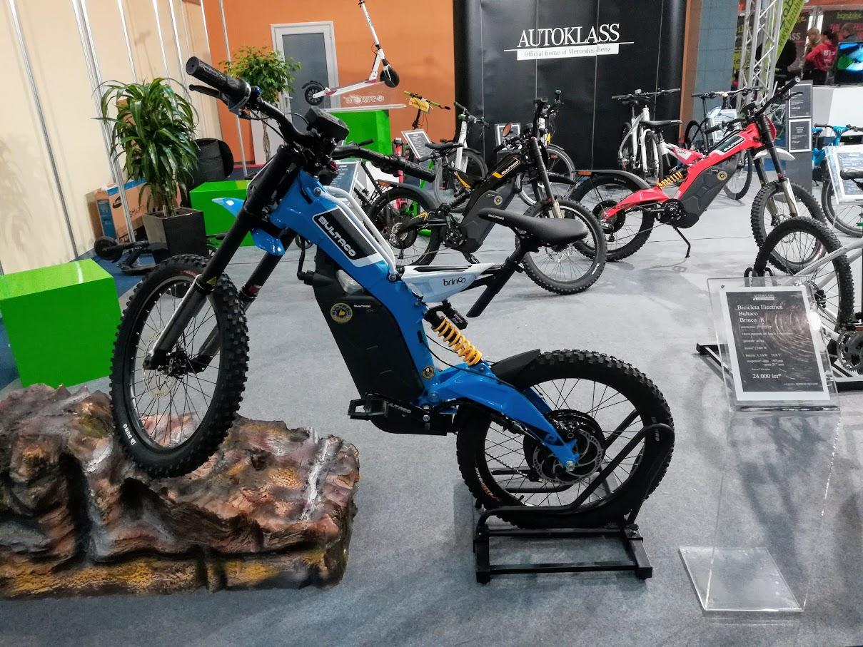 Salonul Bicicletei 2018