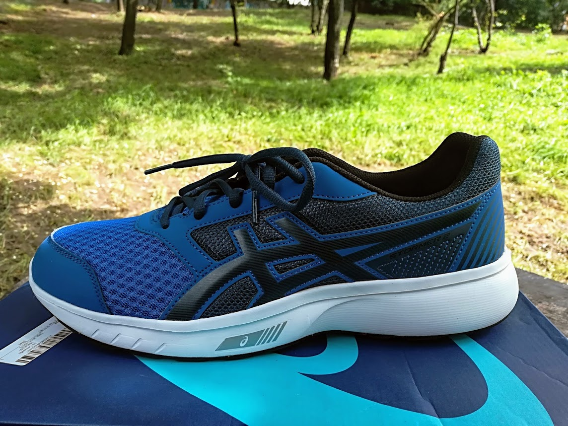 Asics Stormtrooper 2 - vedere laterala exterior