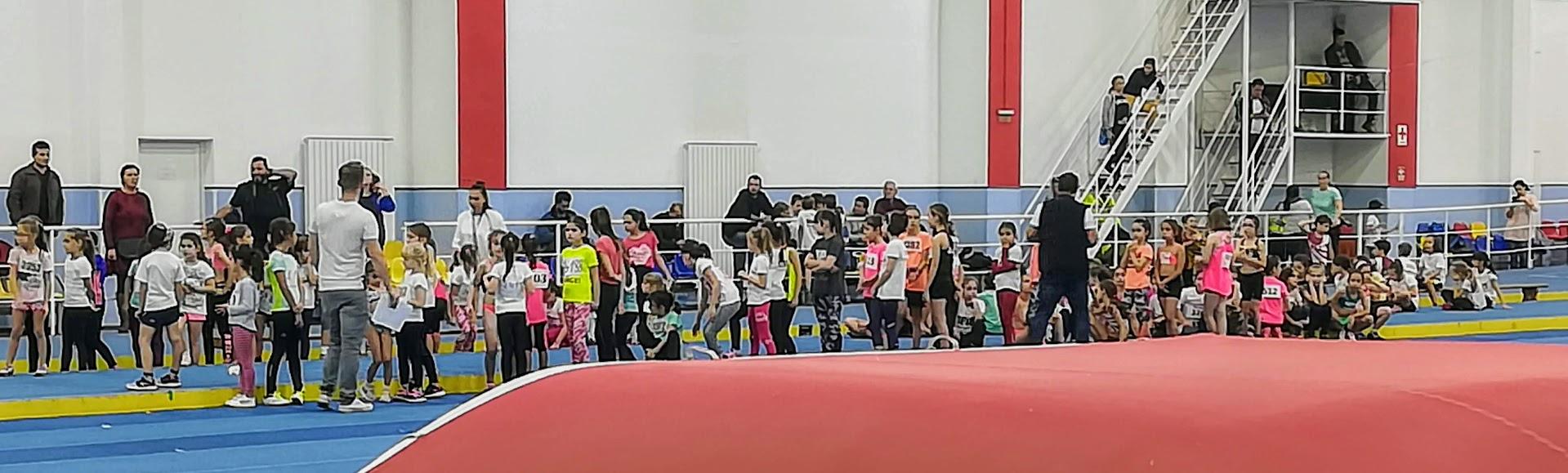 Atletism copii - saritura in lungime