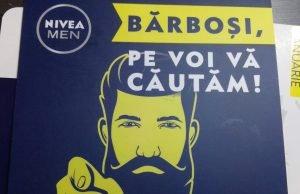 Nivea Men - cauta barbosi
