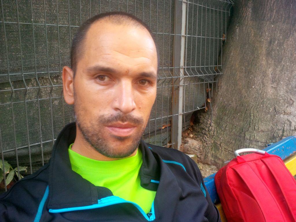 Inainte de semimaratonul Bucuresti