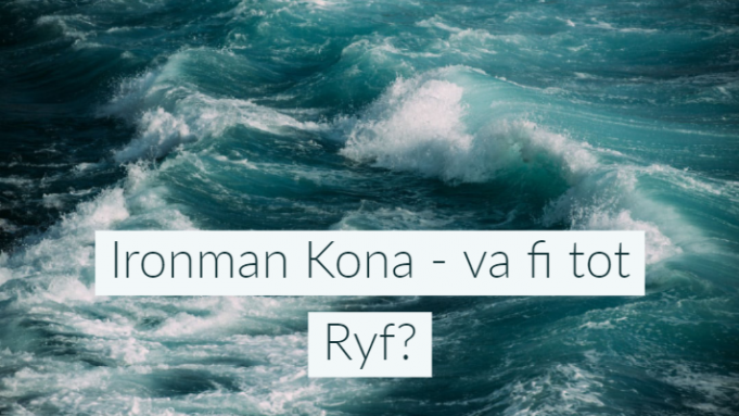 Ironman Kona - favorite titlu