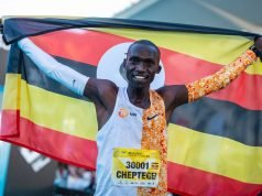 Joshua Cheptegei - record mondial 10 k