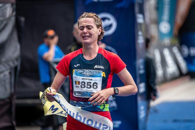 Cristina Simion - campioana mondiala alergare montana