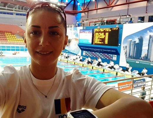 Maria Gerda Dumitru - instructor fitness-triatlon-inot