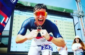 Mihai Vigariu - campion national xman romania