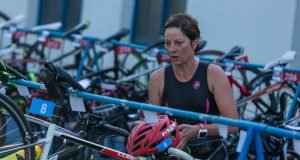 Mirela Popescu - Delta Rowmania Triathlon 2018