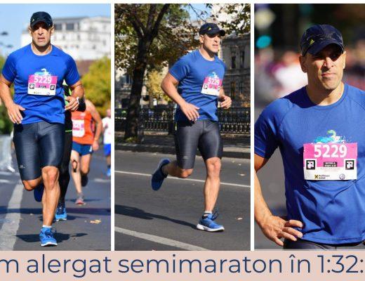 Emilian Nedelcu - Semimaraton Bucuresti