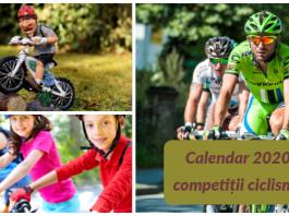 Calendar 2020 - competitii ciclism