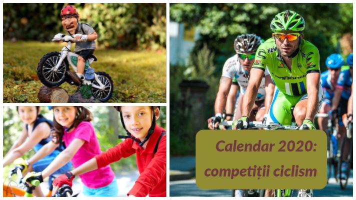 Competitii de ciclism 2020
