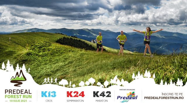 Predeal Forest Run amanat 2021