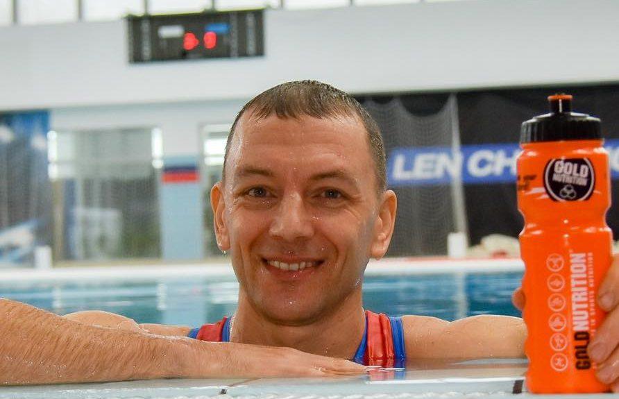 Razvan Ene - bazin inot