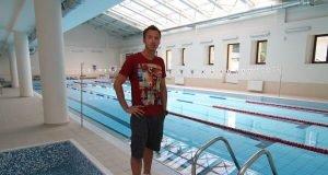 Razvan Floarea - bazin Atena Swim Center