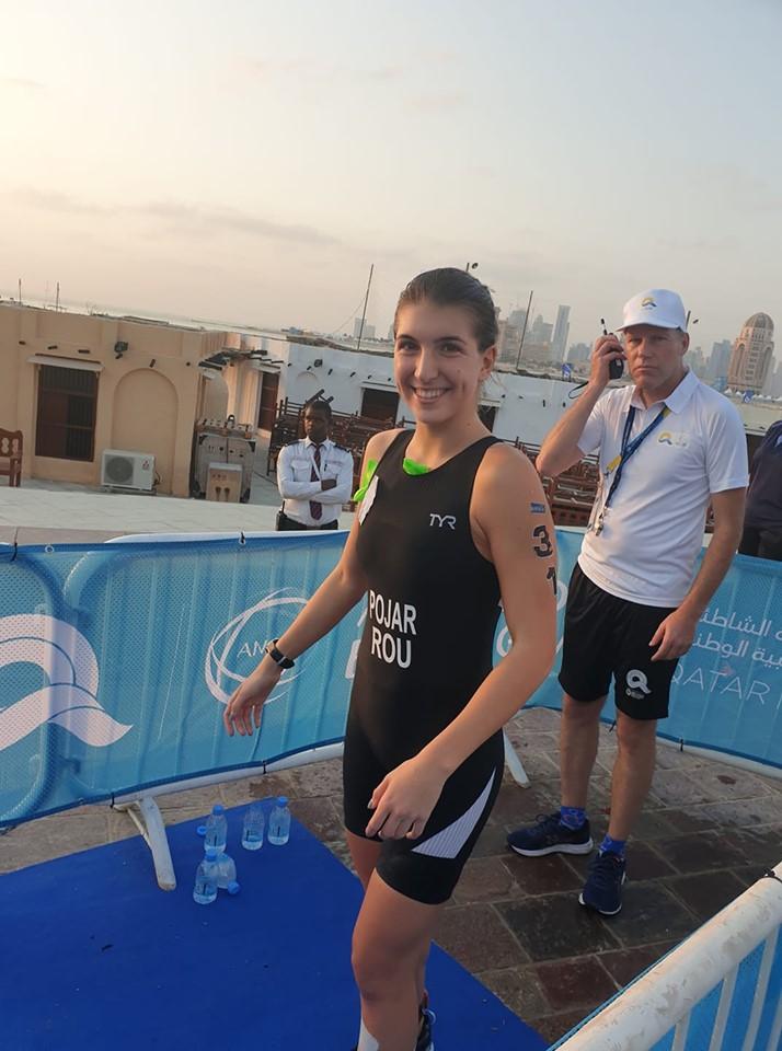 Rebeca Pojar - Jocurile Mondiale de Plaja 2019