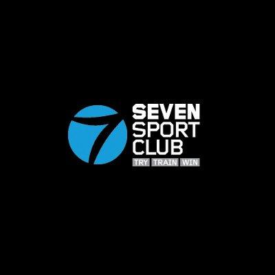 Seven Sport Club - logo black