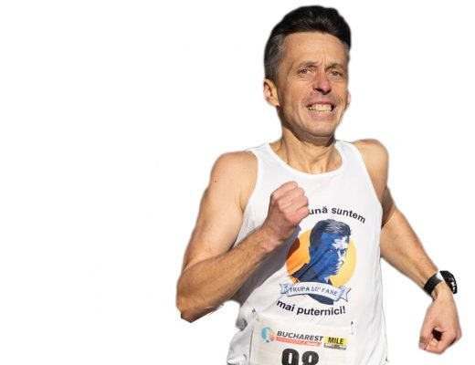 Stefan Oprina la Bucharest Urban Athletics 2018