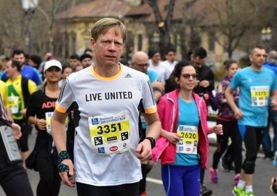 Steven van Groningen la Bucharest 10K & Family Run 2019