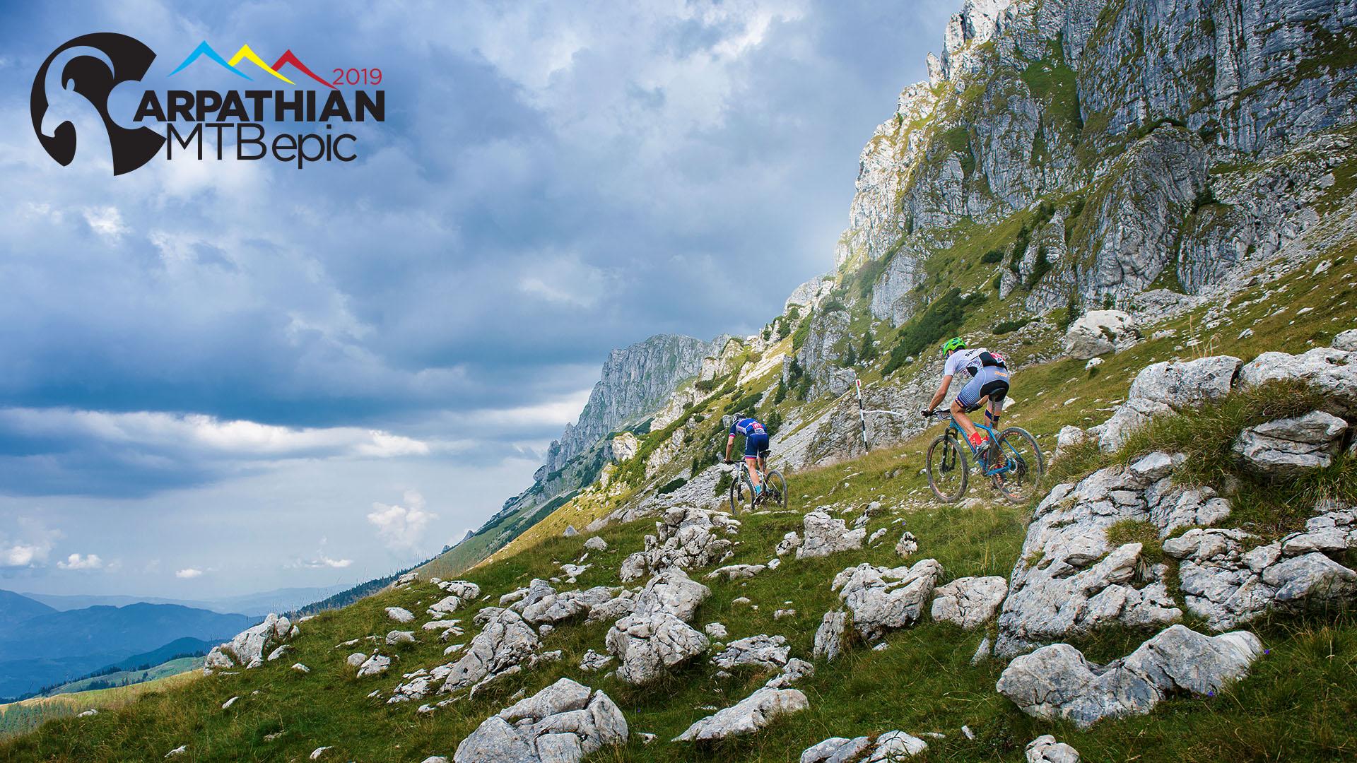 traseu Carpathian MTB Epic