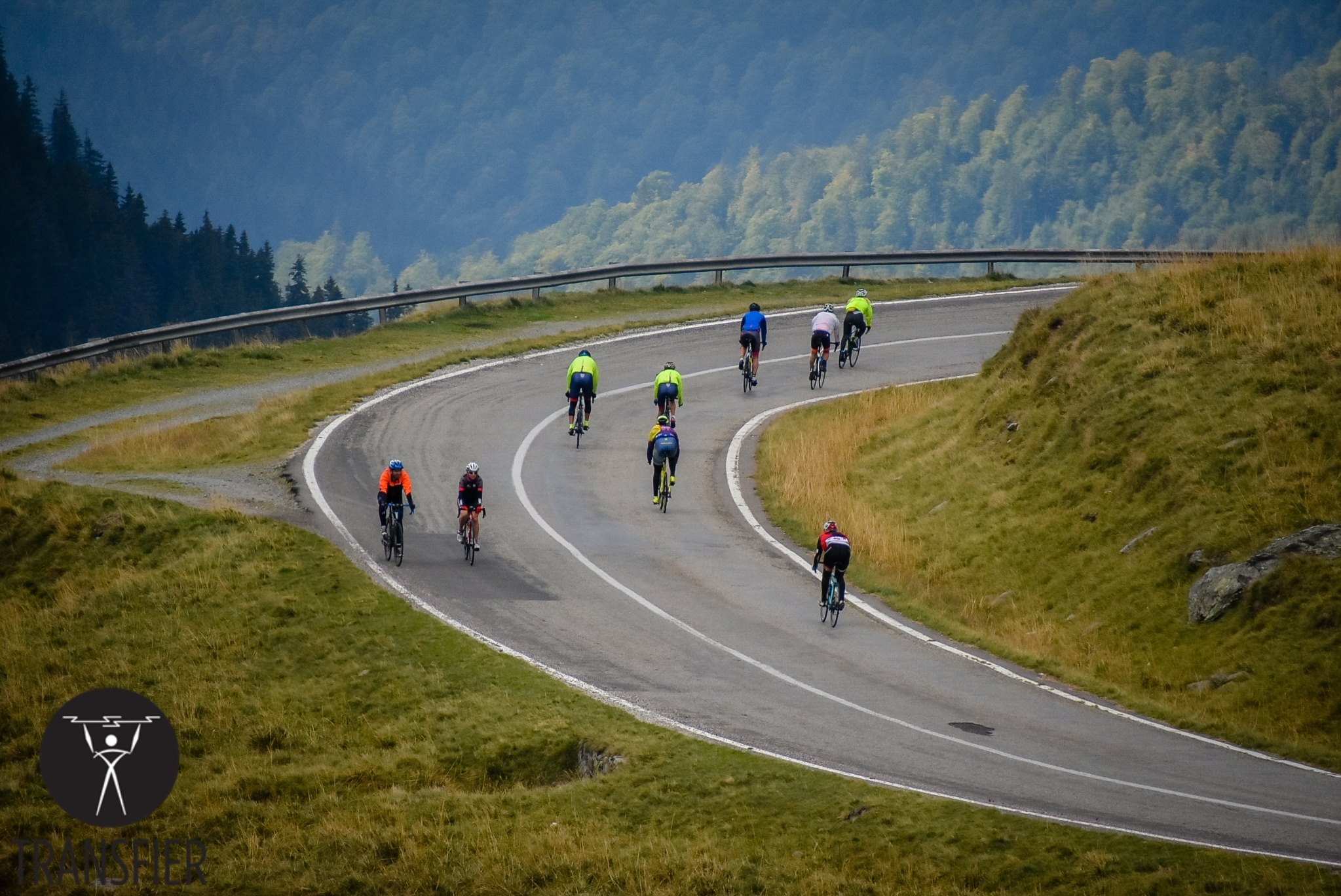 Transfier 2018 - proba ciclism - Radu Cristi