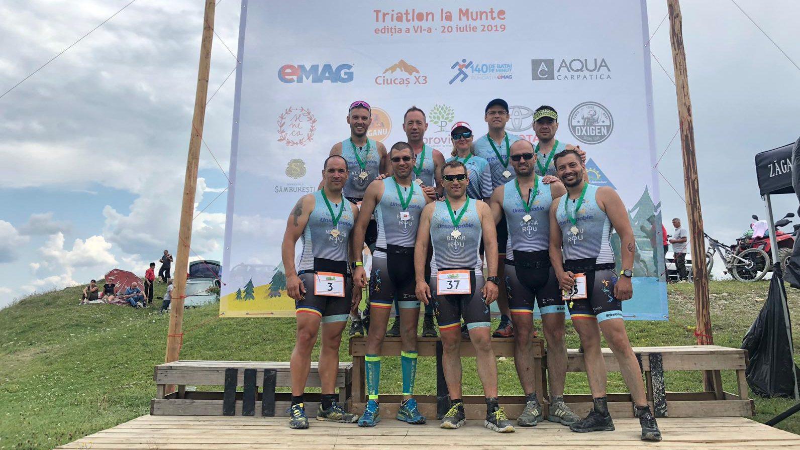 Fără Asfalt la Munte 2019 - echipa Unstoppable Sport Club
