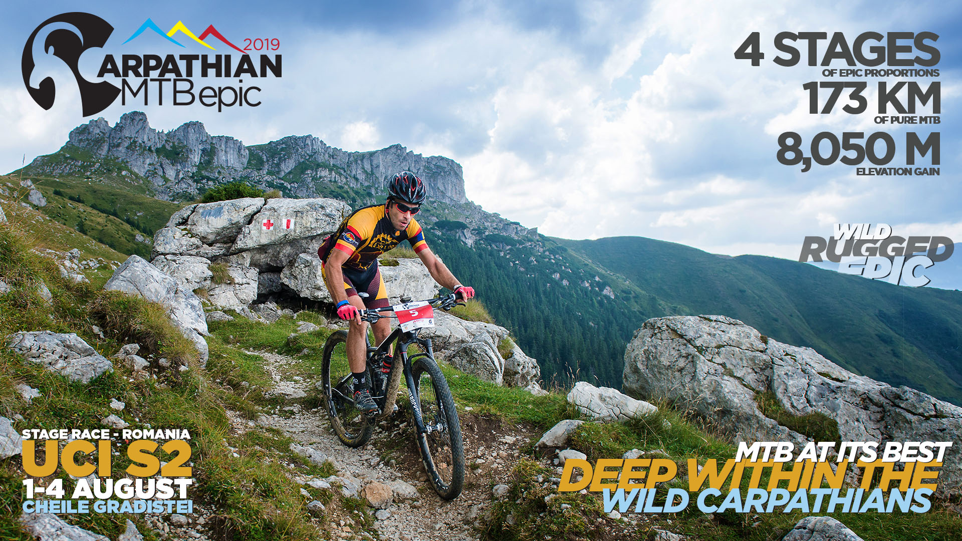 Carpathian MTB Epic 2019