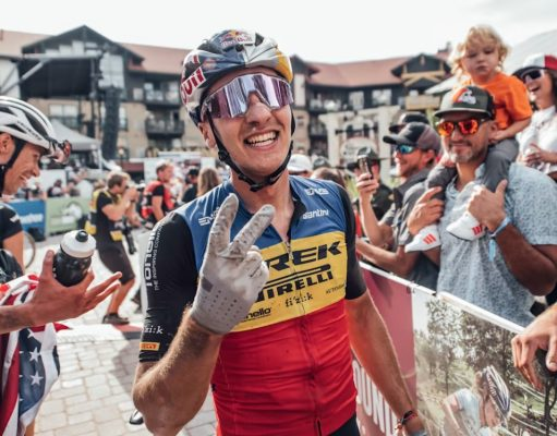 Vlad Dascalu - top mondial MTB cross-country