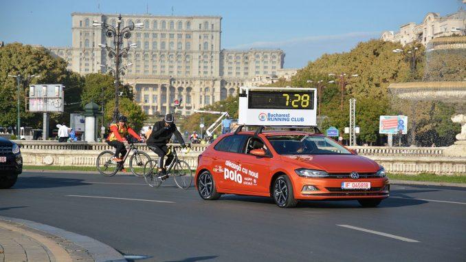Volkswagen - sponsor Bucharest Half Marathon