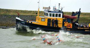 Bogdan Zurbagiu - campionat olandez inot ape deschise 22 km
