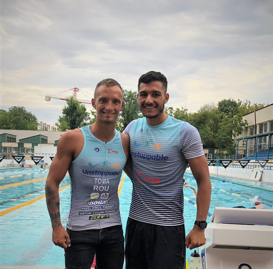Alex Ion - Alex Toma - Unstoppable Sport Club