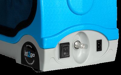 Jet2Go - aparat spalare cu presiune - detaliu