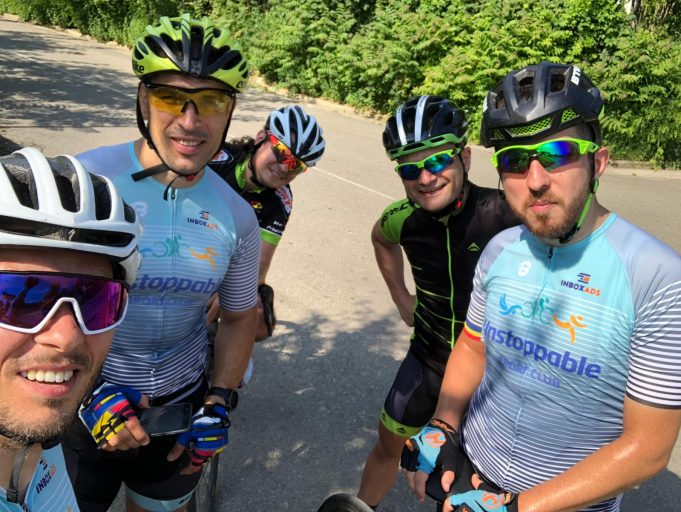 Antrenament ciclism urcari