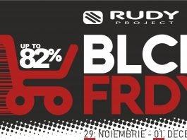 Black Friday Rudy Project Romania 2019