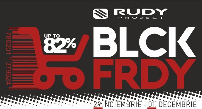 Black Friday Rudy Project Romania 2019