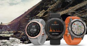 Garmin Fenix 6 - noile ceasuri sportive GPS