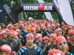 Ironman Tallin - start inot 2018