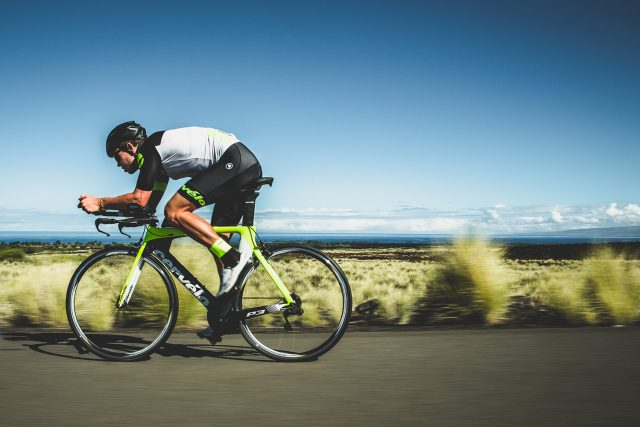 Biciclete pentru triatlon - Ironman Kona