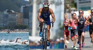 Jocurile Olimpice Tokyo 2020 - triatlon