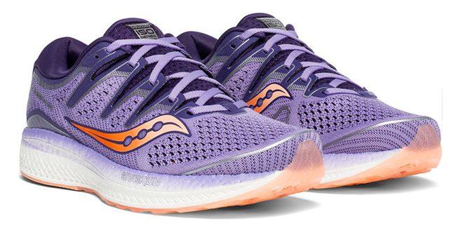 Saucony Triumph ISO 5 - pentru femei - pantofi alergare