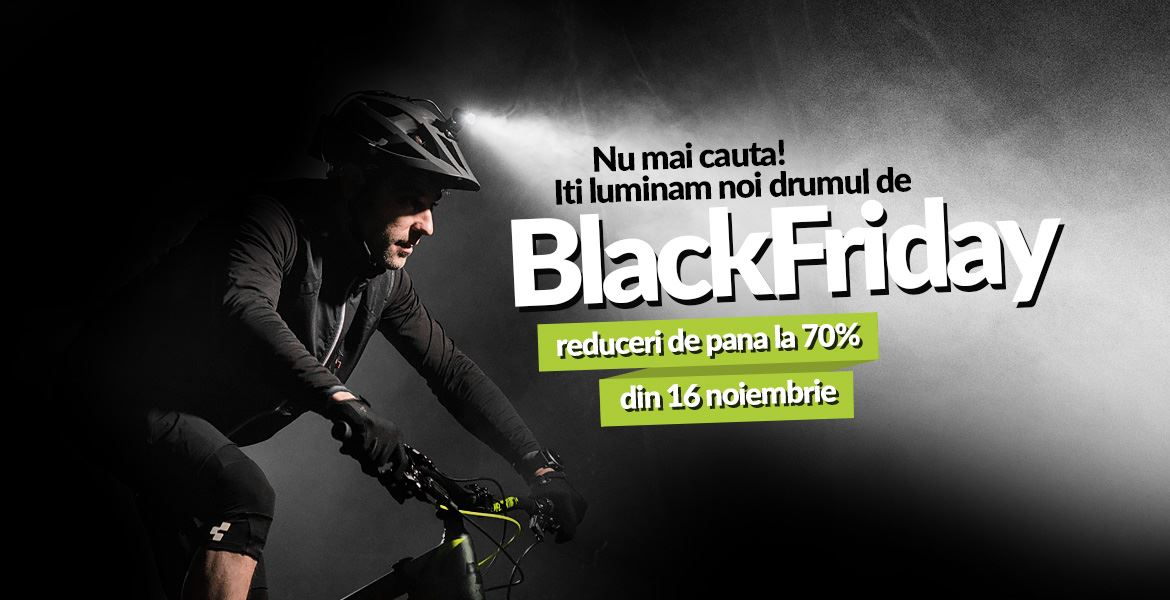 BikeXpert - Black Friday 2018